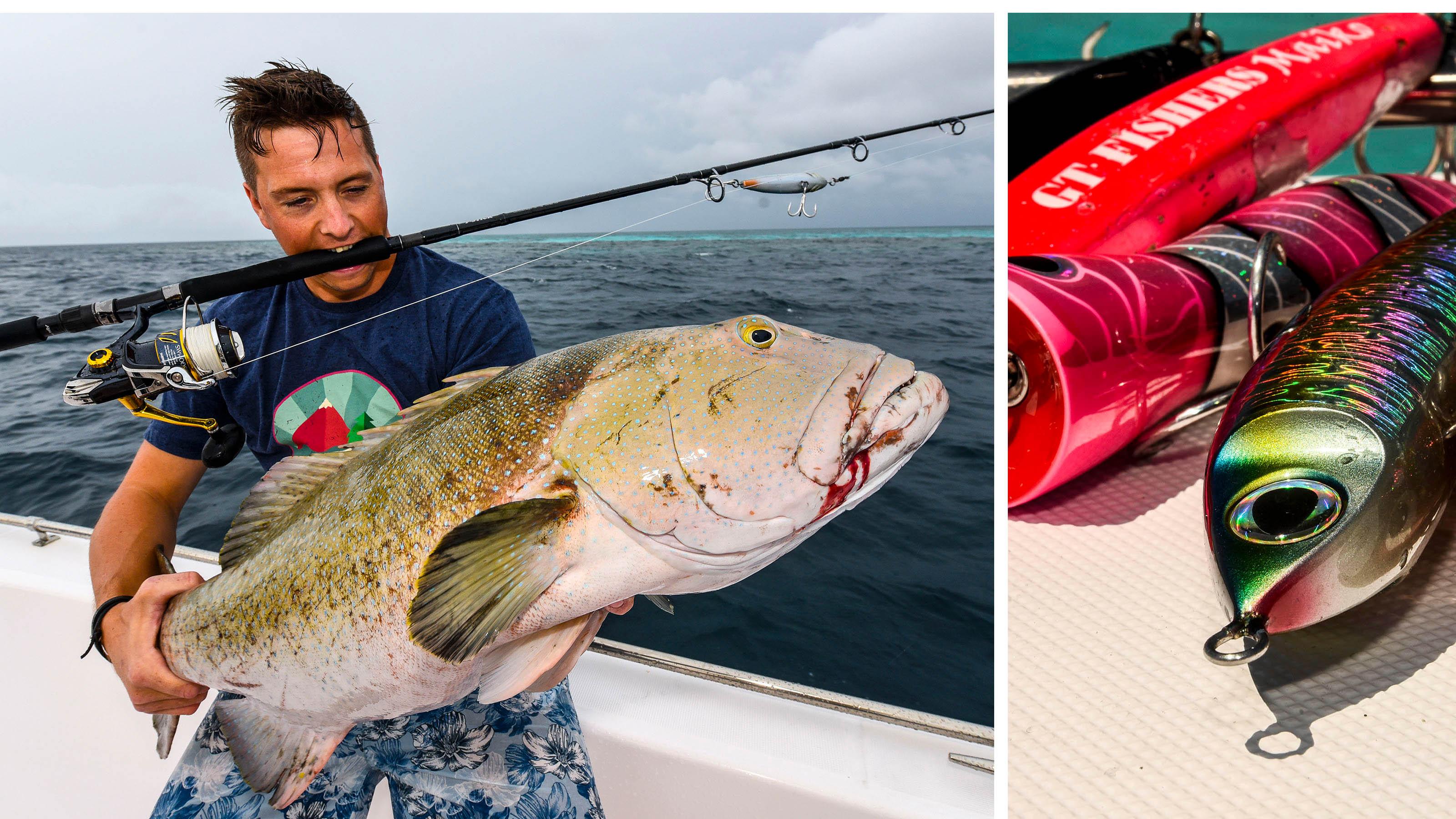 MALDIVES – Getaway Sea Angling