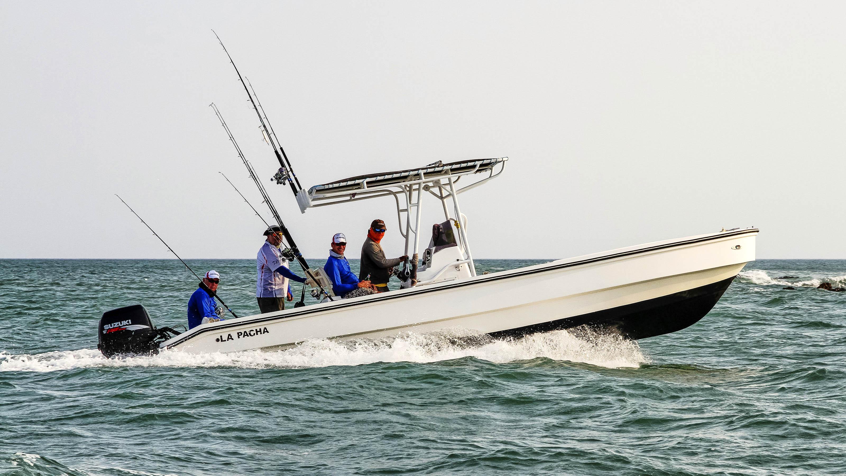 PANAMA TUNA COAST – Getaway Sea Angling